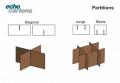 Partition elements