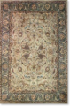 TRADITIONAL HAND KNOT / ANTIQUE WASH CE7017 (BLACK IVORY) rugs