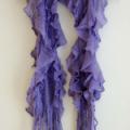 Pashmina Wool Scarf - Plush Purple