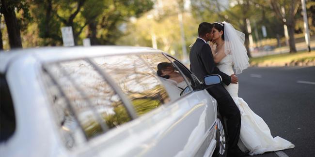 Order Wedding Limousine Service