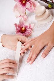 Order Deluxe manicure