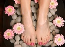 Order Li'tya Foot Prints In The Sand Pedi Spa