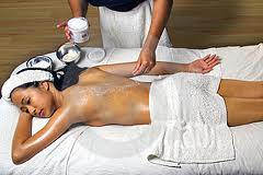 Order Salt Massage Treatment