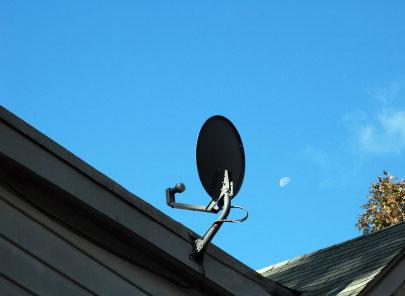 Order Satellite TV Installation