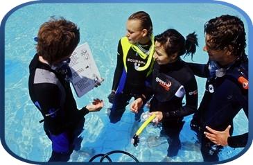 Order Scuba Diving Courses