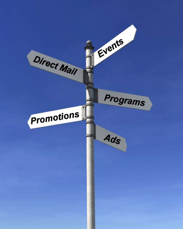 Order Advertising & Promotional Campaigns
