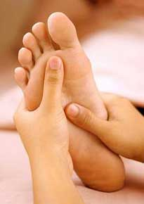 Order Your Beauty Foot Sensation Pedicure