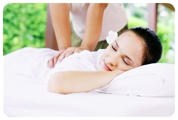Order Anti-Stress Back & Shoulder Massage