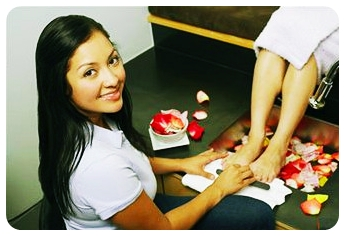Order Spa Massage : Foot Relax Spa