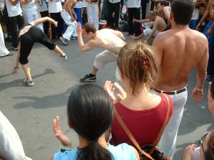 Order Capoeira Regional Dance Lessons