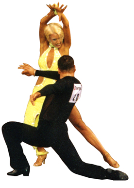 Order Dancesport and Competition Dancing
