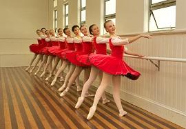 Order Jazz Dance Classes