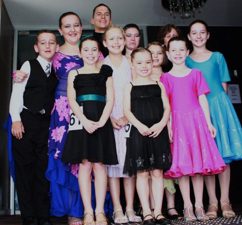 Order Kids Advanced Dance Class