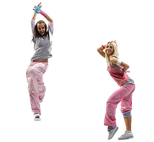 Order Teen and Adult Hip Hop Class
