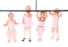 Order Toddler Dance Class
