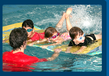 Order Kinder Swim Classes