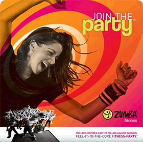 Order Westerfolds Zumba Parties