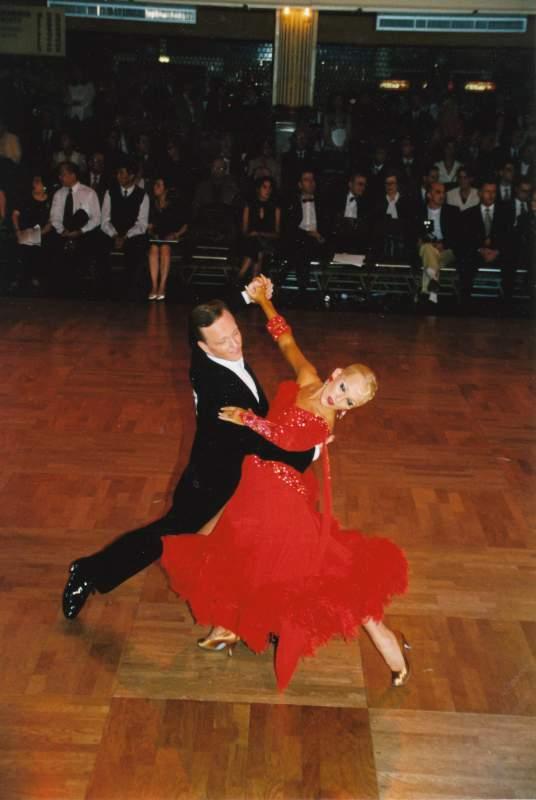 Order Social Dancing Class