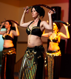 Order Choreography Class Advanced Belly Dance