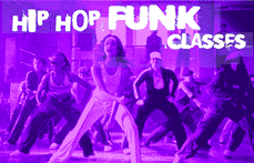 Order Hip Hop and Funk Classes