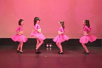 Order Tiny Tots Dance Class