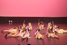Order Sub-Inters Dance Class