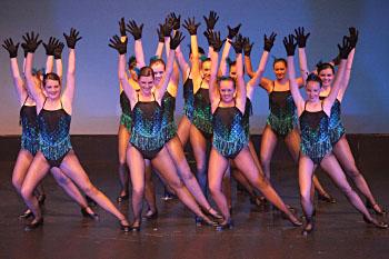Order Seniors Dance Class