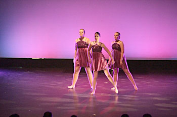 Lyrical Jazz Dance Class