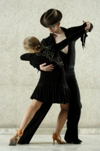 Order Kids Latin and Ballroom Classes Level 1