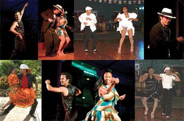 Order Dance Performances