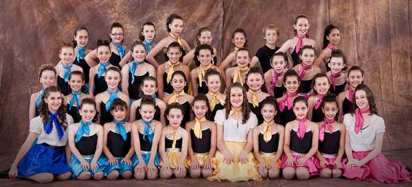 Order Jazz Dance Classes