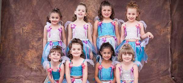 Order Tiny Tots Dance Classes