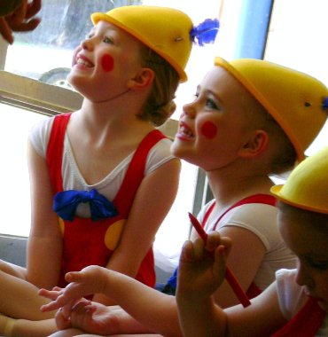Order Preschooler Dance Classes