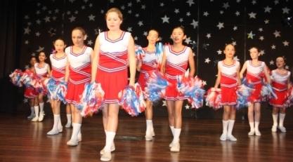 Order Cheer Dance Classes