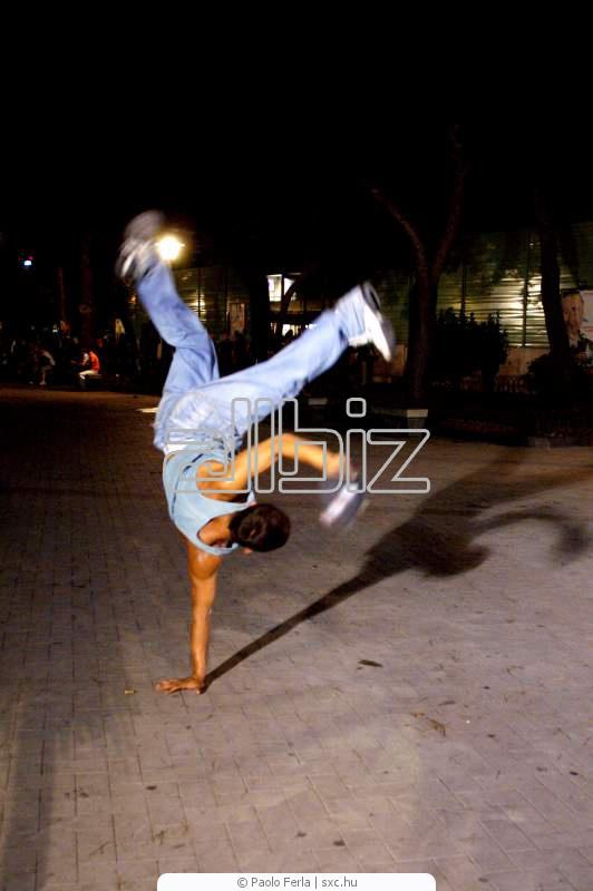 Order Breakdance Classes