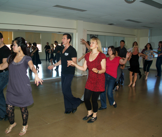 Cha Cha Cha Dance Classes