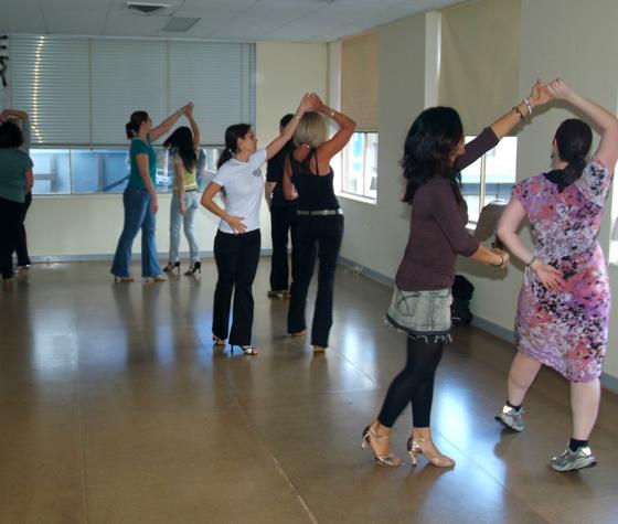 Order Samba Dance Classes