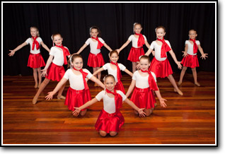 Order Foundation Dance Classes