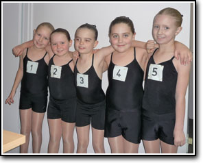 Lyrical Jazz Dance Classes