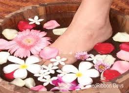 Order Soul Aroma Foot Massage