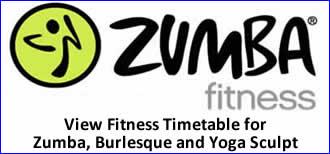 Order Zumba Fitness Class