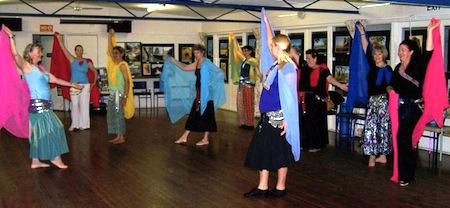 Order Intermediate Dance Class