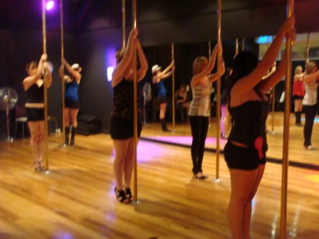 Order Casual Pole Dance Class