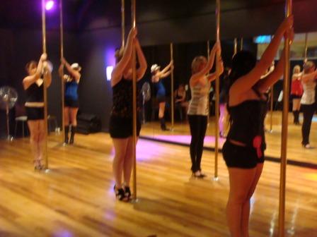 Order Casual Pole Dance Class