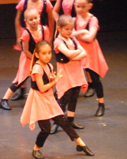 Order Lyrical Jazz Classes