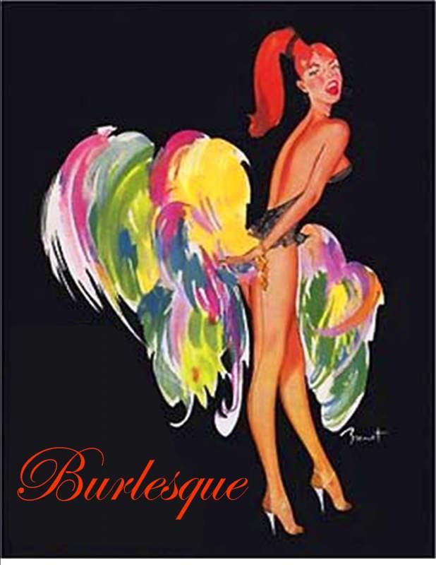 Order Burlesque Dance Classes