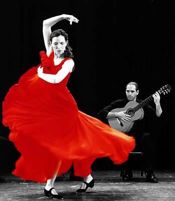 Order Flamenco Dance Classes