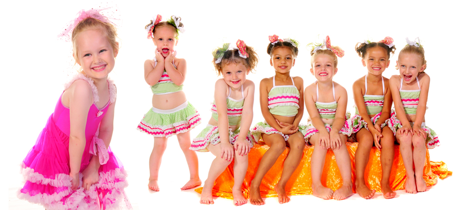 Order Tiny Tots Dance Classes