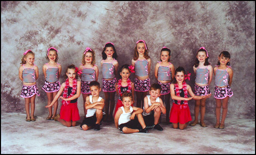 Order Move 'n' Groove Dance Classes