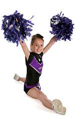 Order Cheerleader's Birthday Party